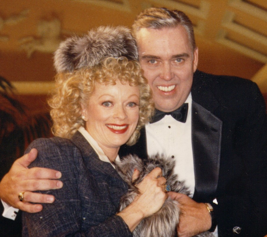 Jim Brochu, Frances Fisher