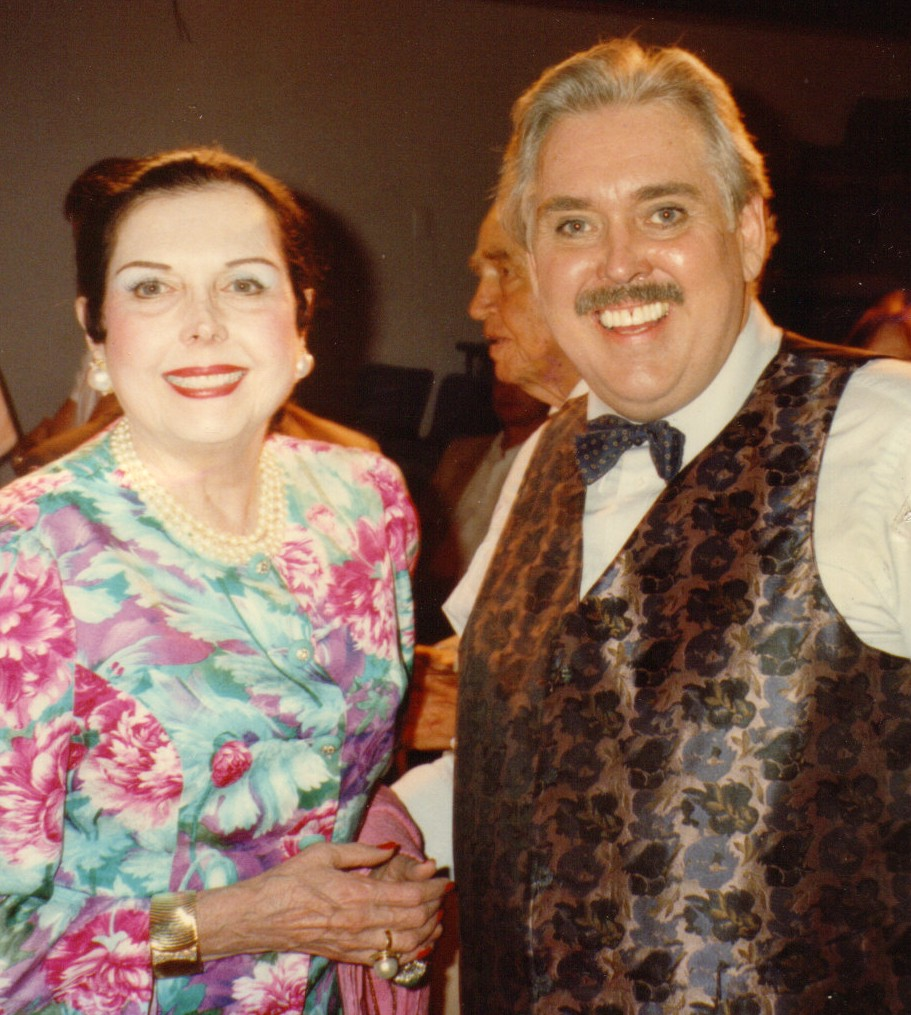 Jim Brochu, Ann Miller