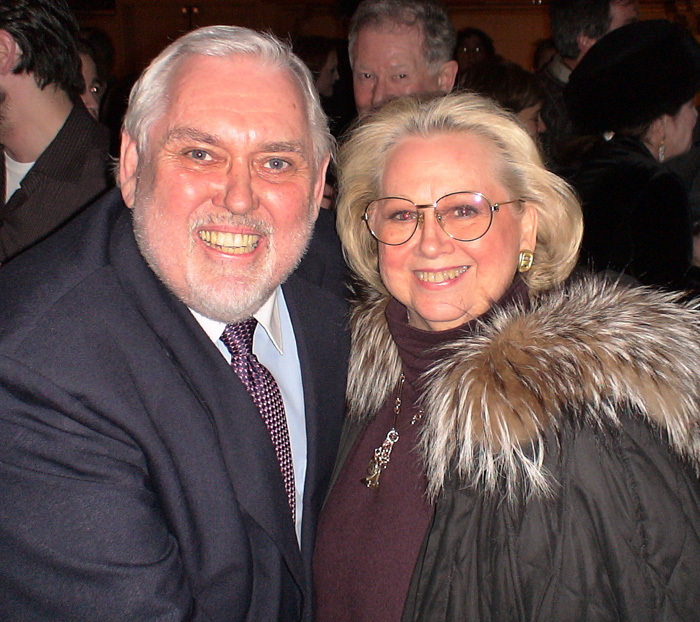 Jim Brochu, Barbara Cook