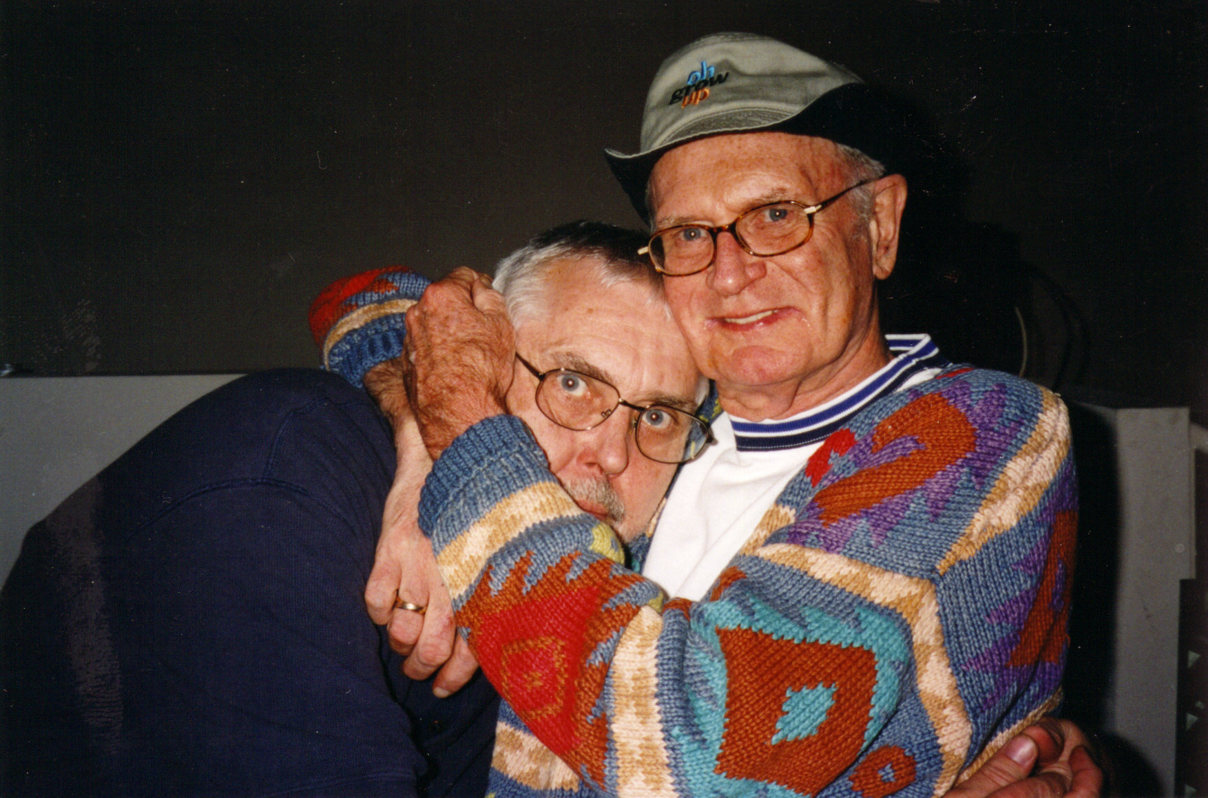 Jim Brochu, Charles nelson Reilly