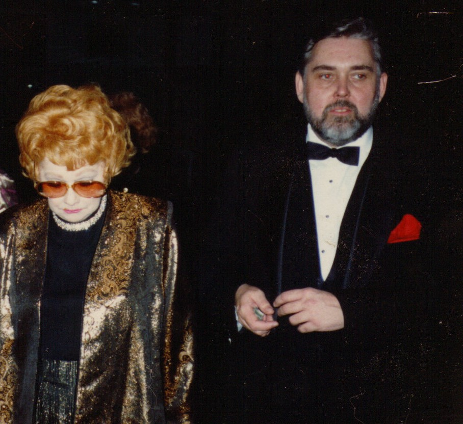 Jim Brochu, Lucille Ball