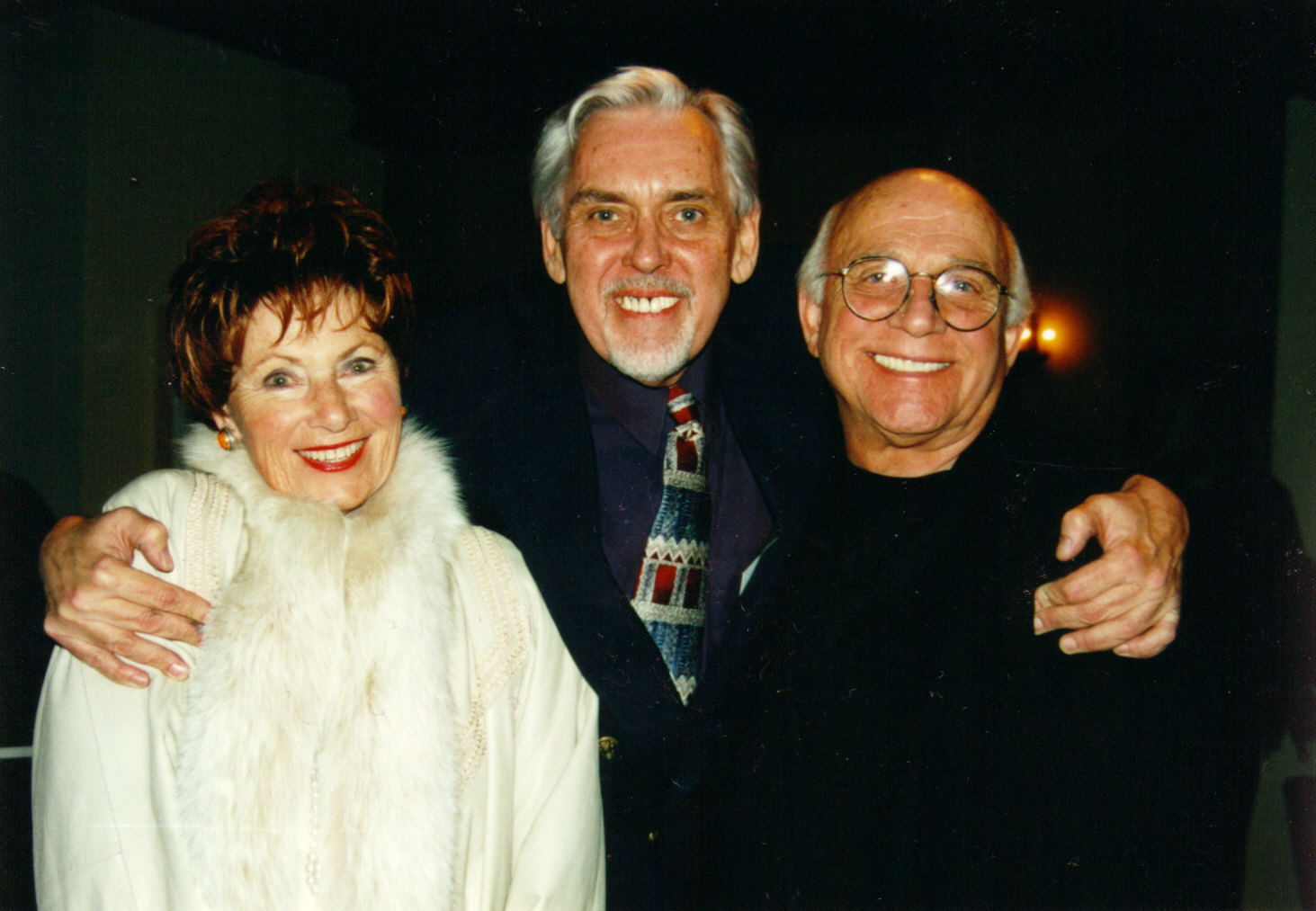 Jim Brochu, Marion Ross, Gavin MacLeod
