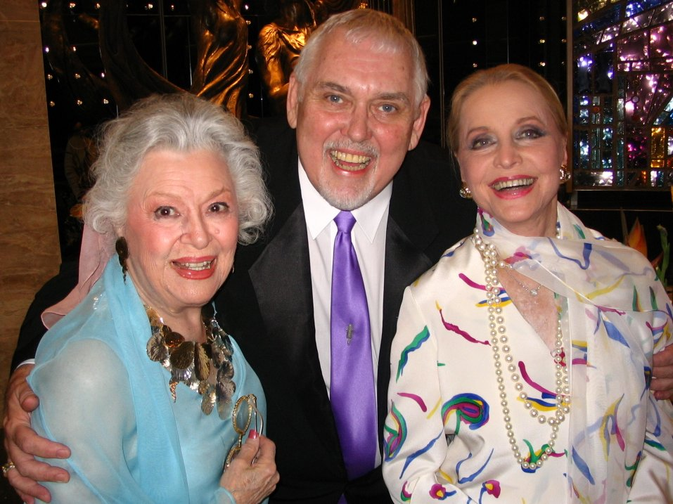 Jim Brochu, Ann Rutherford, Anne Jeffreys