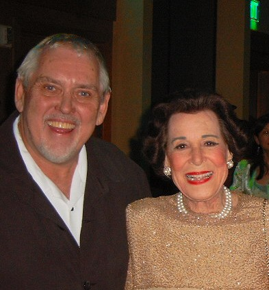Jim Brochu, Kitty Carlisle Hart
