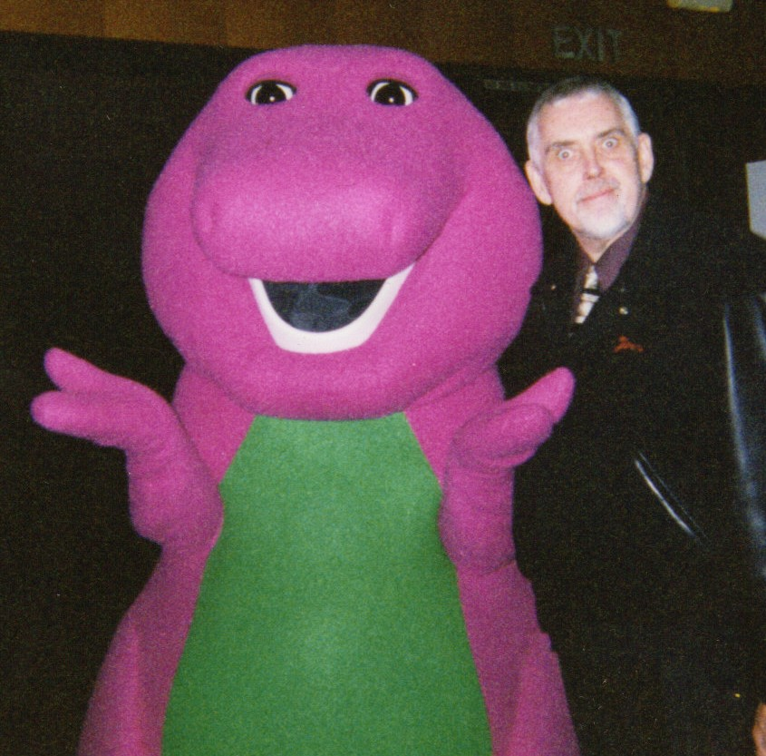 Jim Brochu, Barney