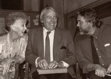 Jim Brochu, Betty Garrett, Kevin McCarthy