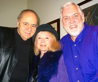 Jim Brochu, Michael Constantine, Piper Laurie