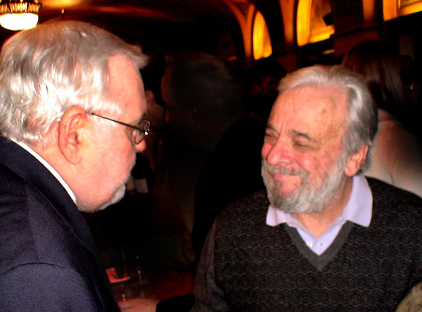 Jim Brochu, Stephen Sondheim